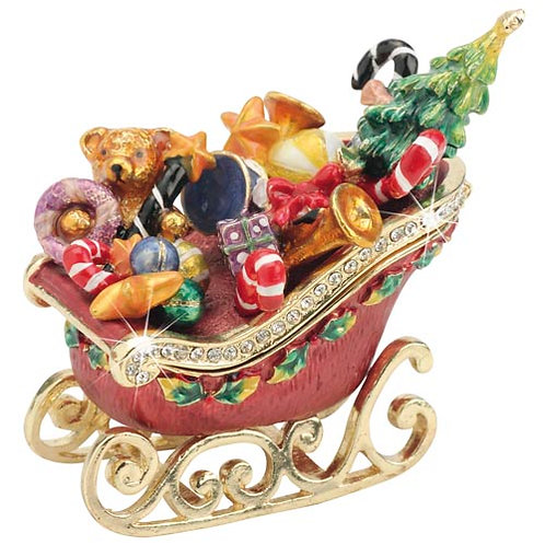 Sleigh with Presents