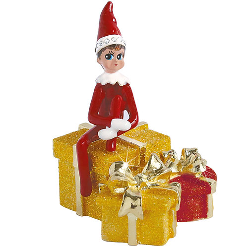 Elf on Presents