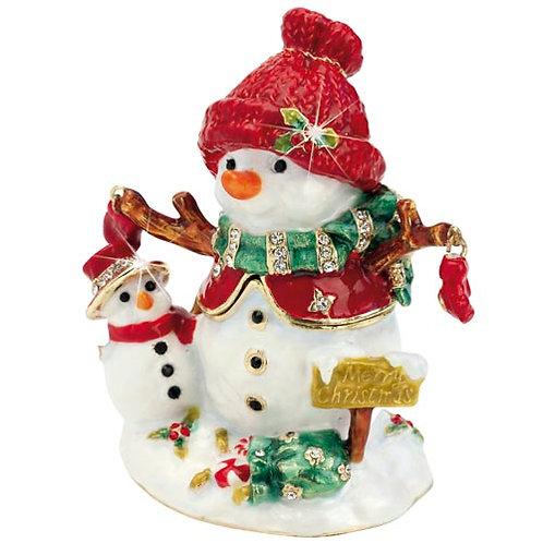 Snowman & Baby