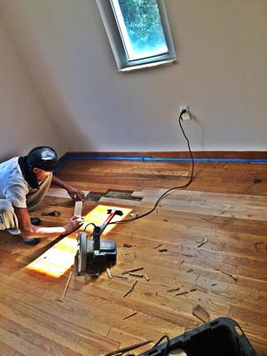Hands-On Training / Floor Installation
