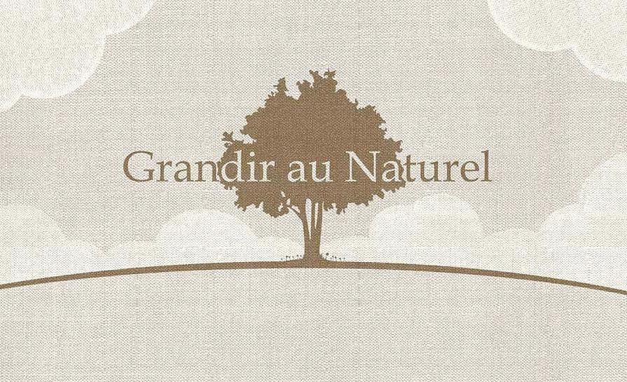 Une attention toute particulière est apportée à un environnement et une alimentation saine au sein de la crèche. C'est ce que symbolise cet arbre.