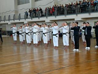 Первый Всероссийский тайкай и тренировочный семинар 5-7 апреля 2019 года в Санкт-Петербурге.