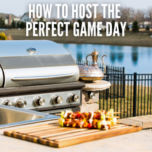 How to Host the Perfect Game Day