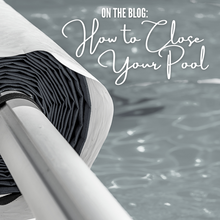 Closing Your Pool for Winter