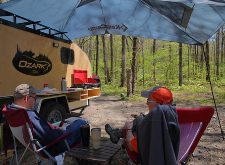 Why we build our tiny campers with simplicity in mind.