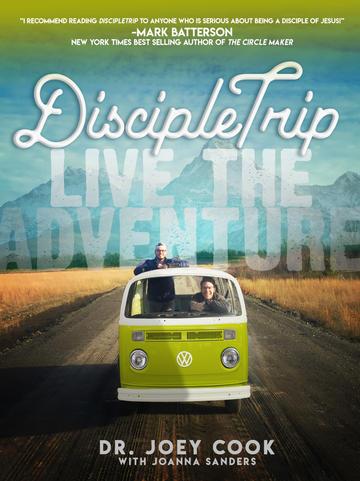 DiscipleTrip Book Cover