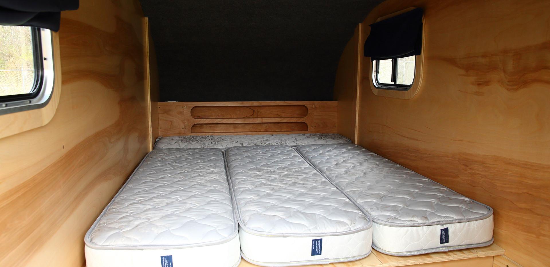 Ozark - Interior Bed Position