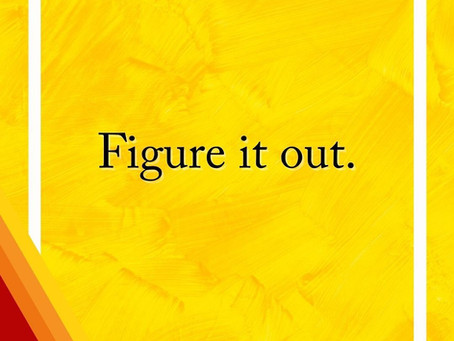 Figure It Out.