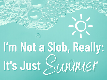 Daily Habits to Kick Summer Clutter