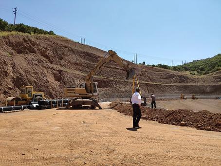 Ύδρευση ανατολικής πλευράς Ν. Καρδίτσας: Έργα αποθήκευσης & επεξεργασίας νερού