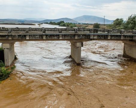 Κατασκευή Οδικού Τμήματος Γέφυρα Φαρσαλίτη - Ιτέας