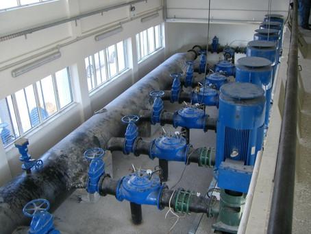 Συστήματα Τηλελέγχου-Τηλεχειρισμού Υδροδότησης Δήμου Θηβαίων