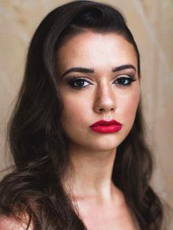Makeup by Karen Stringer