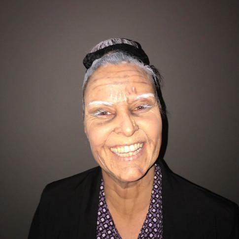 Aging Make-up