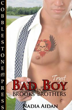 Badboy in Brooks Brothers