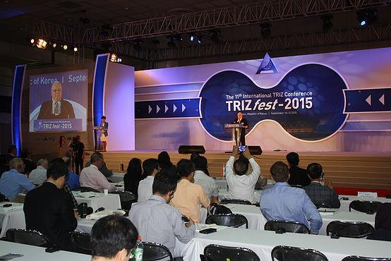 TRIZfest-2015 성공적 개최