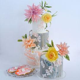 Wilson Custom cakes makes best custom cakes for weddings, birthdays and more in Jackson Hole