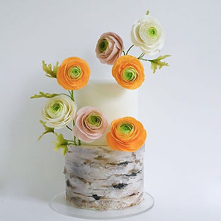 This cake reminds me of a gorgeous breez