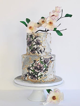 Jackson Hole Wedding  Custom cakes in Jackson Hole Wy