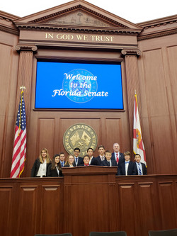 Senate Floor Space Day 2019