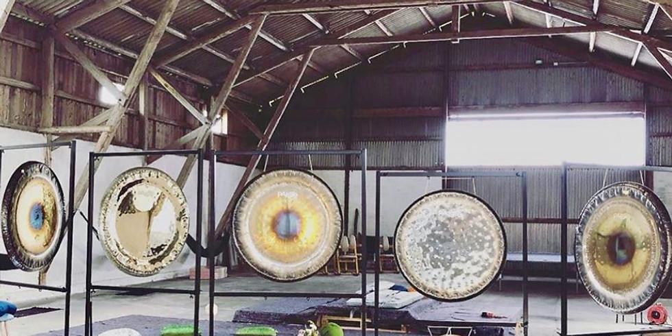 Gong uddannelse weekend i Jylland