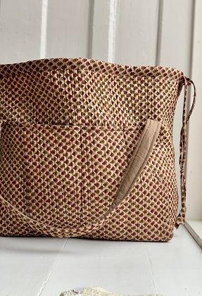 Lotus bag silke #2 - Relove&Roses
