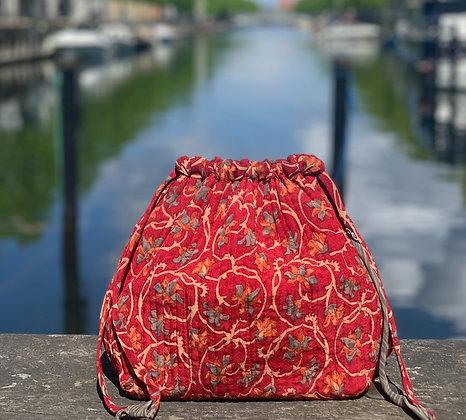 Luna bag silke #R- Relove&Roses