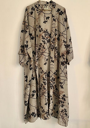 Silke kimono lang - Relove & Roses #46