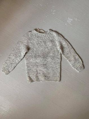 Gray knit children