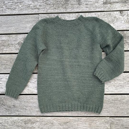 Monte Home Forest Sweater Grøn