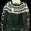 Thumbnail: Monte Home Vidak Sweater Grønt Mønster