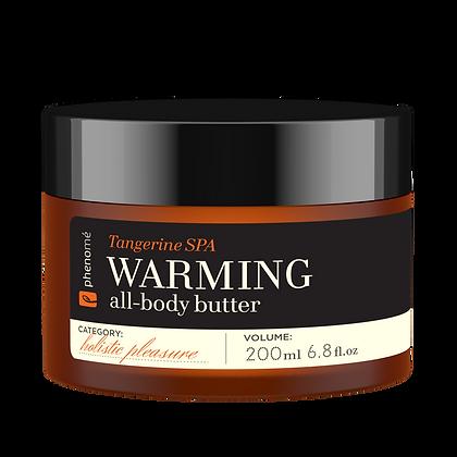 Phenomé Tangerine SPA WARMING All-Body Butter 200 ml