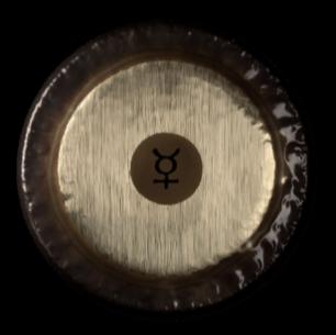 "32"" Planet Gong Mercury"