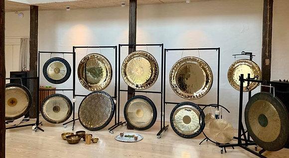 Gong workshop -Lær at spille Gong