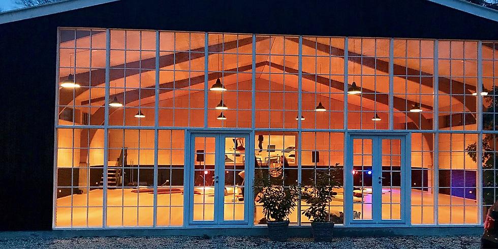 Vinter yoga weekend med meditation, mantra & Gong i Tisvilde