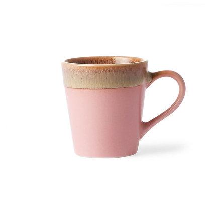 Espresso kop i pink