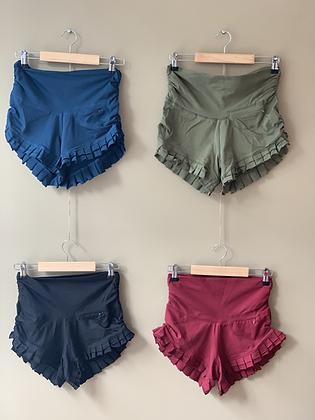 Shorts med lille lomme