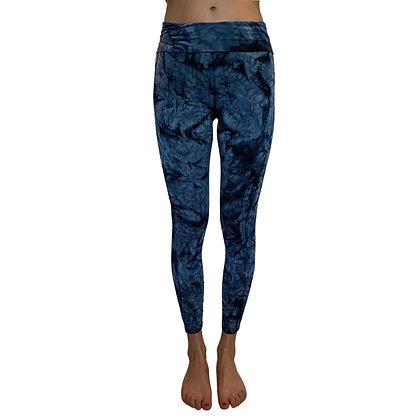 Yoga leggings - Blå