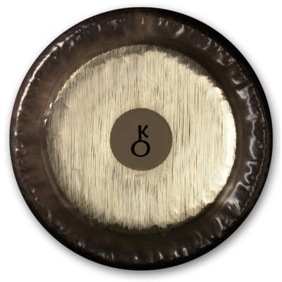 """Paiste 32"""" Planet Gong Chiron"""