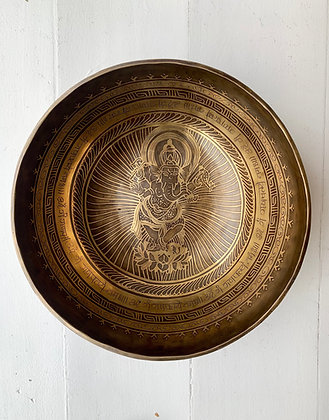 Syngeskål Ganesh