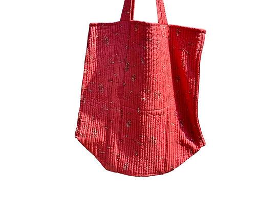 Tote bag Quiltet #7 - Relove & Roses