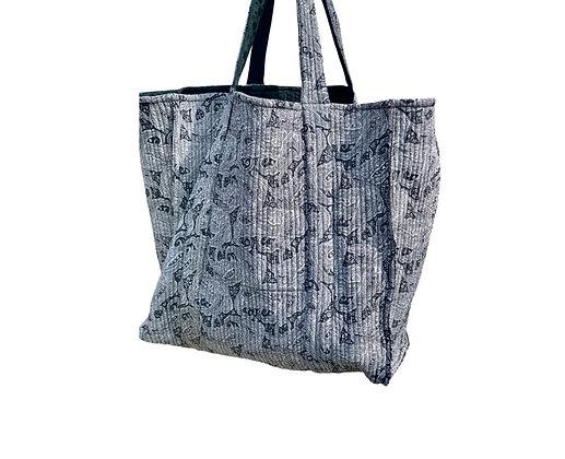 Tote bag Quiltet #6 - Relove & Roses