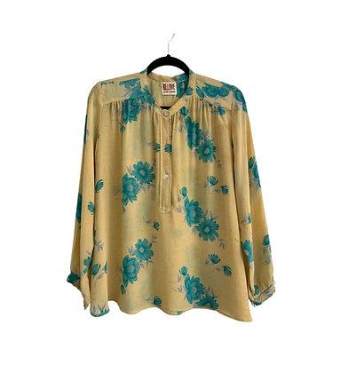 Silkeskjorte - Relove & Roses #11