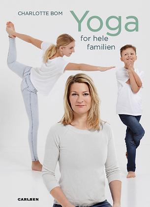 Yoga bogen 'Yoga for hele familien' - Charlotte Bom