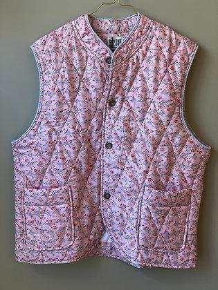 Quiltet vest - Relove&Roses #o