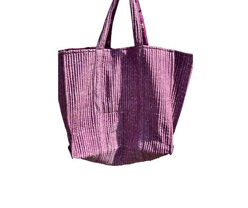 Tote bag Quiltet #5 - Relove & Roses