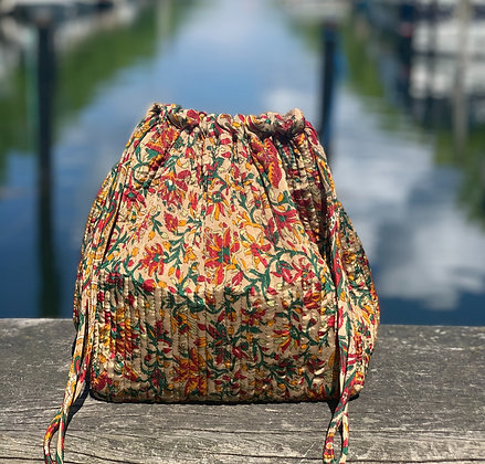 Luna bag silke #G- Relove&Roses