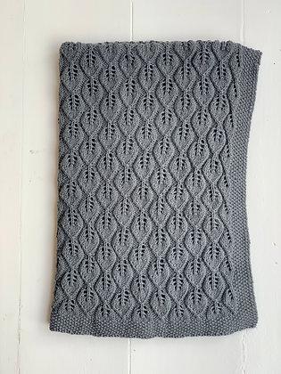 Tæppe i 100% bomuld