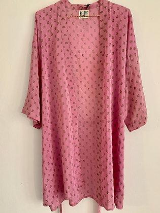 Silke kimono kort - Relove & Roses #47