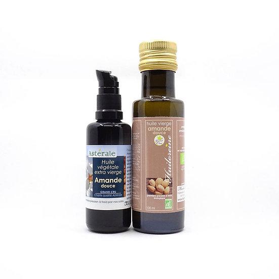 Amande (huile végétale)